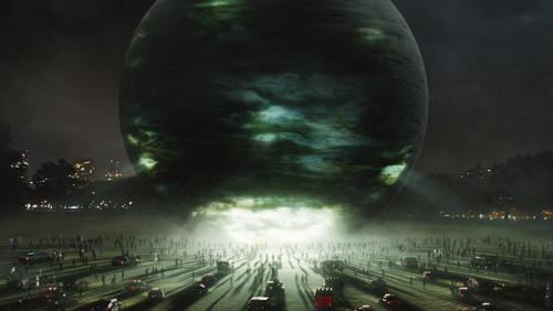Esfera do espaço