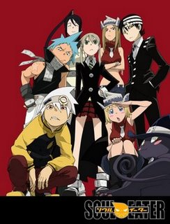 Soul Eater - Personagens principais 1